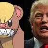 Donald Trump vs Yungoos