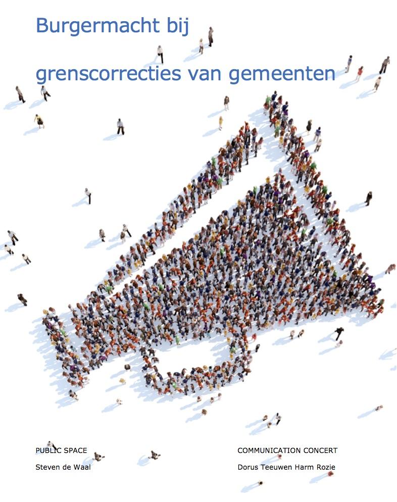 Presentatie rapport 'Burgermacht bij grenscorrecties van gemeenten' aan Tweede Kamercommissie BZK